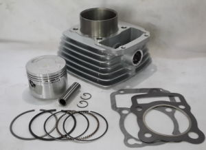 Motorcycle Cylinder Block, Engine Block, Cg150 Titan, Ft150, Vc150 Gilera Zanella, (CG150 Black) pictures & photos