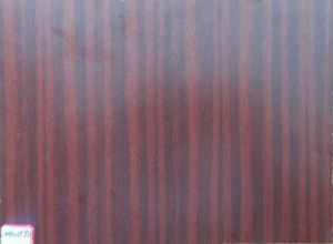 Red Sapelli Face MDF, Color No.: 852, Size 120X2440mm, Thickness: as Your Order, Glue: E0, Red Sapelli Paper MDF, Melamine MDF pictures & photos