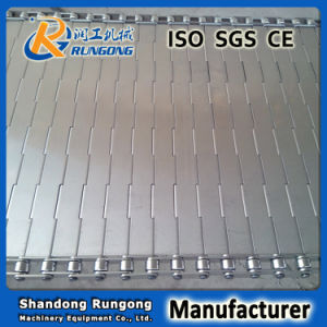 Hinged Slat Conveyor Belt for Forging pictures & photos