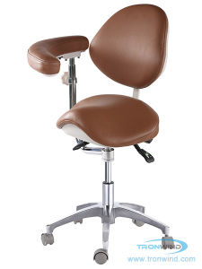 Saddle Chair Ergonomic Chair Saddle with Armrest Ophthalmic Chair Blood Donor Chair  sc 1 st  Made-in-China.com & China Saddle Chair Ergonomic Chair Saddle with Armrest Ophthalmic ...