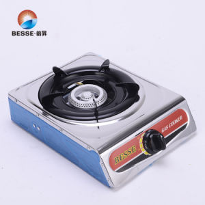 Stainless Steel Portable Single Burner Gas Burner pictures & photos