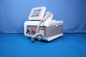 Portable High Power Ce Approved Diode Laser Hair Removal 810nm pictures & photos