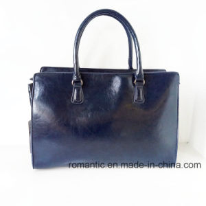 Trendy Brand Designer Lady PU Leather Briefcase (NMDK-060805)