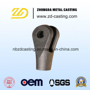 OEM Investment Steel Casting for Train pictures & photos