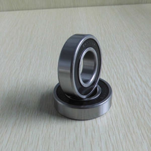 Ball Bearing 6206 Rubber Seal pictures & photos