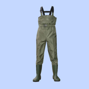 High Quality China Factory Rubber Waders (OCW-006)