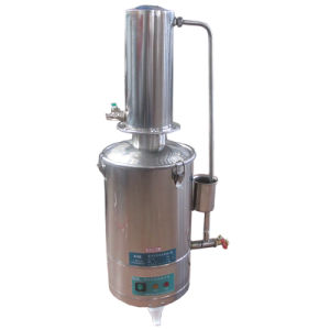 Medical or Laboratory Electrothermal Water Distiller pictures & photos