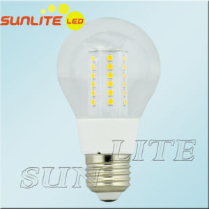 800lm 7W LED Bulb with 360 Degree Beam (SLBC1001-7W)