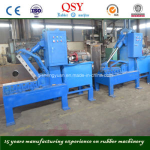 Waste Tire Cutter/Tyre Cutting Machine with ISO&CE Certificate pictures & photos
