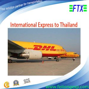 International Express Form China Thailand by DHL