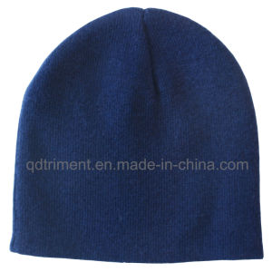 Promotion Winter Warm 100% Acrylic Knitted Ski Beanie (TMK0271-1) pictures & photos