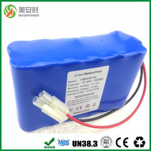 Lithium Battery 12V 10ah with Original SANYO Cells