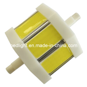 COB 5W LED 78mm R7s Lamp Double Ended (S5507805W-C)