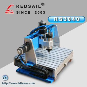 2015 Low Cost Redsail 800W Air Colling System RS-3040 Mini CNC Routers for Woodworking with CE & FDA Certificates