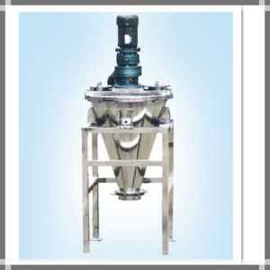 China Origin Dry Powder Mixer Machine with Double Screw Agitator pictures & photos