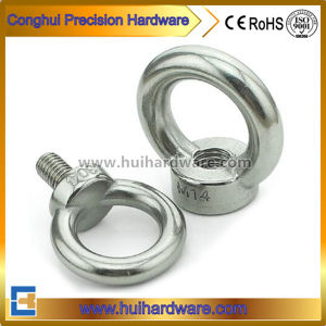 Stainless Steel 304/316 Lifting Eye Bolt and Eye Nut pictures & photos
