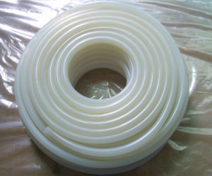 Food Grade Silicone Tube, Silicone Hose, Silicone Tubing, Silicone Sleeve, Silicone Pipe Made with 100% Virgin Silicone Rubber, Food Grade, High Tear Resistant pictures & photos