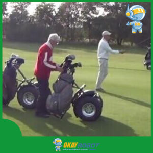 Okayrobot Golf Chariot, Electric Scooter for Golf Course, CE Mark (GOLF MODEL)