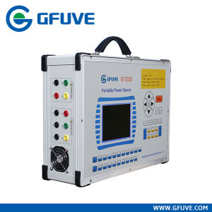 Gfuve Three Phase Phantom Load Gf303b Portable Power Source, CE, ISO Approved pictures & photos