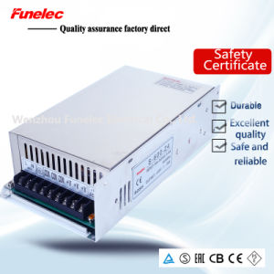 China 600W Switching Power Supply S-600-12V 50A - China Switched ...
