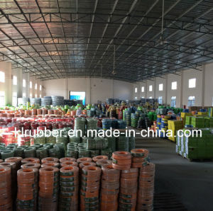 Fiber Reinforced PVC Garden Hose with Fitting pictures & photos