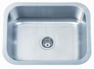 Undermount Single Sink, Stainless Steel Kitchen Sink (A69-3) pictures & photos