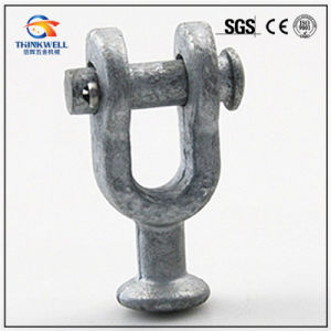 Forged Pole Line Electric Overhead Line Fittings Ball Clevis pictures & photos