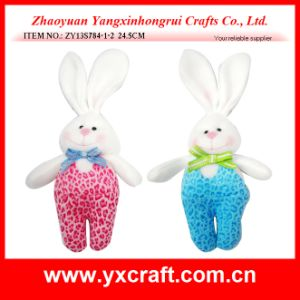 Easter Decoration (ZY13S784-1-2 24.5CM) Baby Bunny Easter Gift Easter Celebration pictures & photos