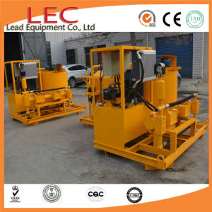 Directly From Factory Supply Electric Grout Mixer Pump to Qatar pictures & photos