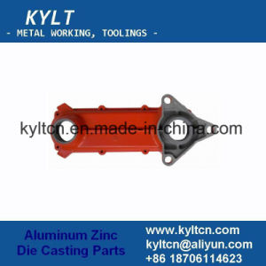 High Pressure Aluminum Injection Parts for Motor/Engine