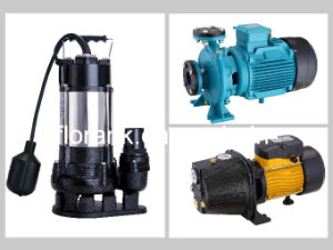 Water Pump (Submersible Pump, Jet Pump and Industry Pump with CE pictures & photos