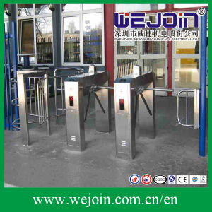 Full Automatical Tripod Turnstile with Self-Check Security pictures & photos