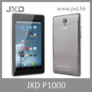 "JXD P1000 7"" MTK8377 Android 4.1 Dual Core and SIM 3G Bluetooth GPS ATV 1g/8g Tablet PC"