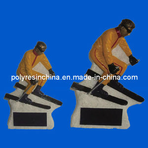 Polystone Trophy for Ski Man pictures & photos