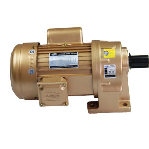400W 1/2HP Electromagnetic Brake AC Motors with Gearhead
