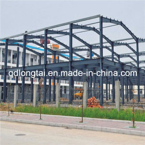 China Qingdao High Quality Light Steel Structure Factory Construction pictures & photos
