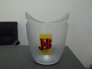 Logo Acrylic Ice Bucket pictures & photos