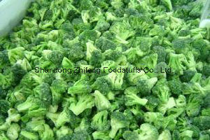 IQF Frozen Broccoli with Good Price pictures & photos