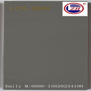 18mm Lck Glossy MDF for Kitchen Cabinet Door (LCK-2040) pictures & photos