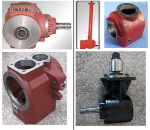 OEM Custom Grey / Ductile Sand Iron Casting, Agriculture Rotary