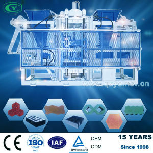 CE Pass High Quality Concrete Block Making Machine