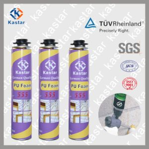 Good Cheap One Component Spray Polyurethane Foam (Kastar 555) pictures & photos