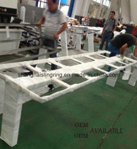 Shanghai Factory Unit Design Cheap Stainless Steel Bench pictures & photos