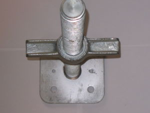 Scaffolding Adjustable Jack for Lifting