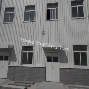 Large Span Industrial Metal Building with Competitive Price pictures & photos