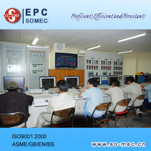 Master Control Room for Coal Fired Power Plant pictures & photos