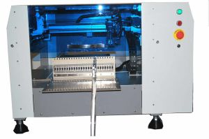 SMT Benchtop Chip Pick & Place Machine / Mounter /Placement Tp210+ pictures & photos