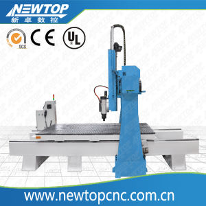 CNC Router with CE Approved (W1325-4 axis) pictures & photos