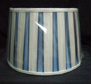 Pleated Drum Lampshade