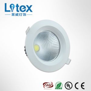 24W LED COB Spot Light for Business with Aluminum (LX528/24W)